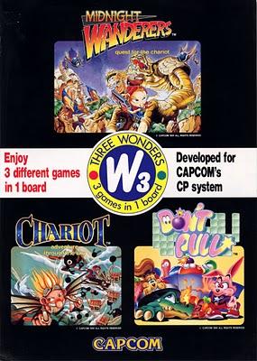 La adaptación a consola de este clásico de las coin–op de Capcom corrió a cargo de Xing Entertainment, la misma empresa que versionó para 32 bits el notable In The […]
