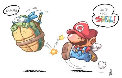 Y en ésta ocasión podéis comprobar la interpretación libre y particular de diversos dibujantes aficionados, que le han dado un trato exquisito al simpático fontanero de Nintendo. Los hay de […]