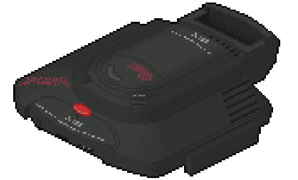 Atari Jaguar Pixel Art Xtreme Retro
