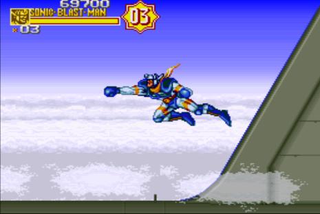 Sonic Blastman 2 Taito