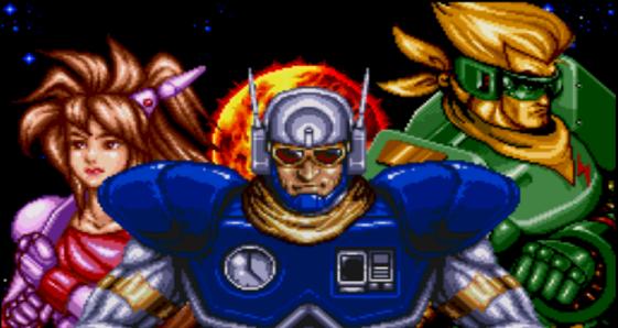 Sonic Blastman II