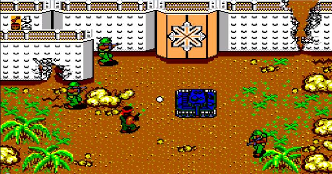 Rambo Sega Master System