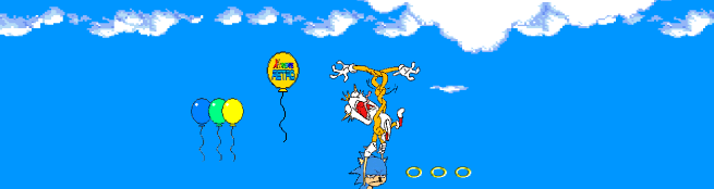 Tails Skypatrol Pixel Art Game Gear