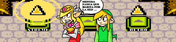 Princess Zelda and Link Pixel Art Legend of Zelda