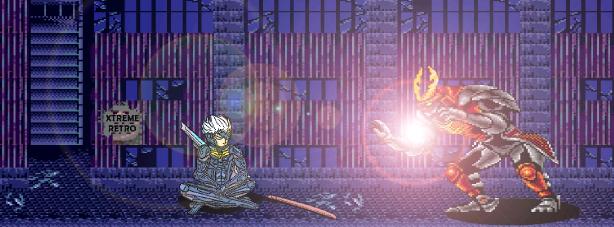 Shadow Dancer SEGA Raiden Metal Gear Solid Rising Pixel Art