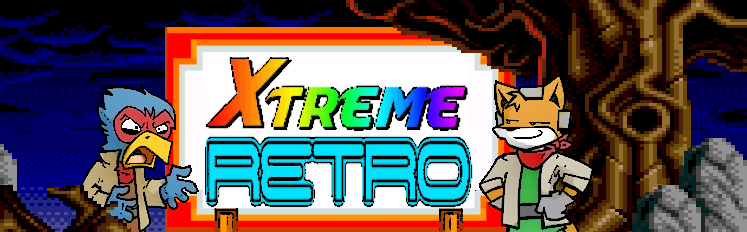 Starfox Adventures Header Pixel Art GameCube Xtreme Retro