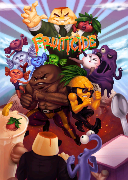Fruiticide Poster PC