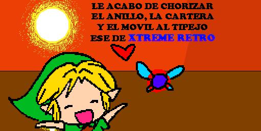 Link Legend of Zelda Majoras Mask Pixel Art 2