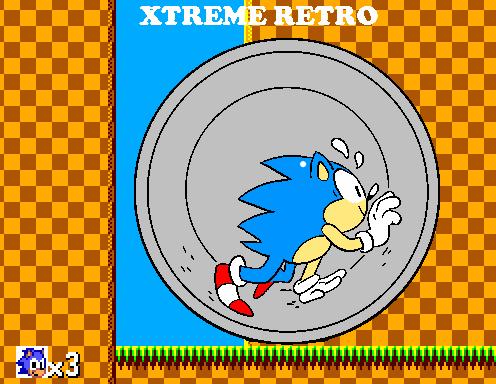 Sonic 1 Master System Green Hill Pixel Art Xtreme Retro