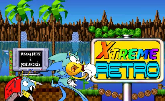Sonic 1 Mega Drive Sega Genesis Green Hill Zone Pixel Art Xtreme Retro