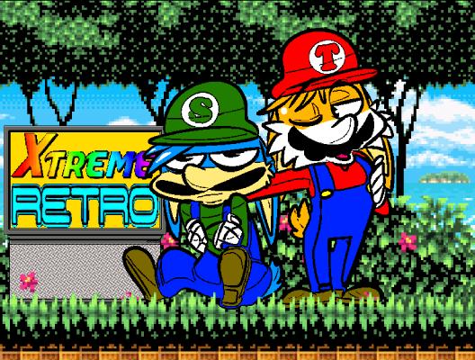 Sonic Game Boy Advance Pixel Art Xtreme Retro