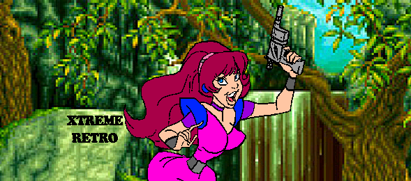 Psychic World MSX Master System Game Gear Pixel Art Xtreme Retro