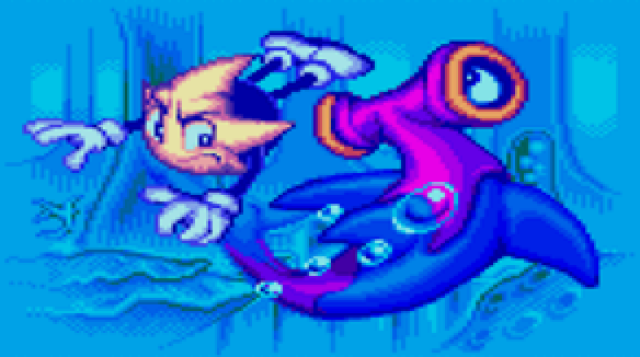 Ristar Mega Drive Pixel Art Xtreme retro
