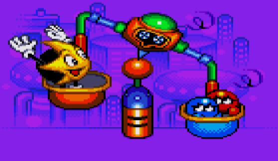 Ristar Pixel Art Planet Xtreme Retro