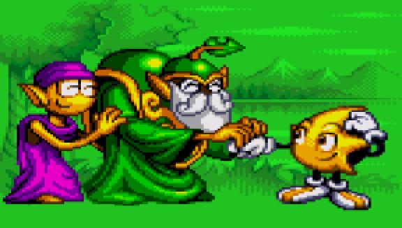 Ristar Pixel Art Sega Xtreme Retro