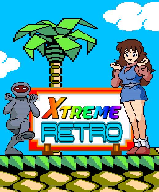 Wonder Momo PC Engine Turbografx Pixel Art Xtreme Retro Manga