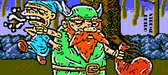 Gilius Thunderhead Pixel Art Xtreme retro