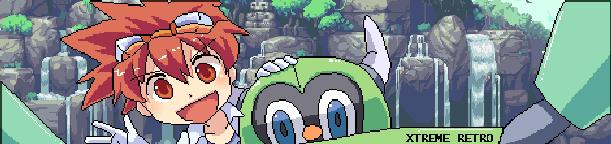 Robotrek Enix Square Pixel Art SNES