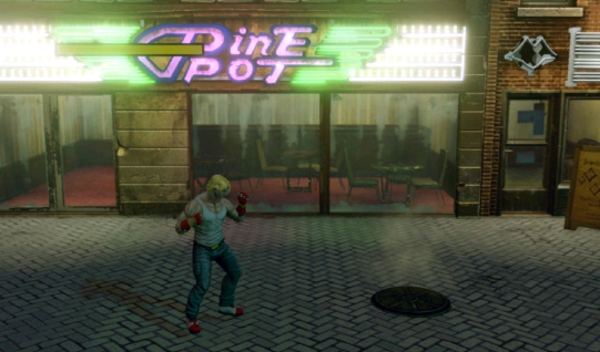 Streets of Rage Dreamcast
