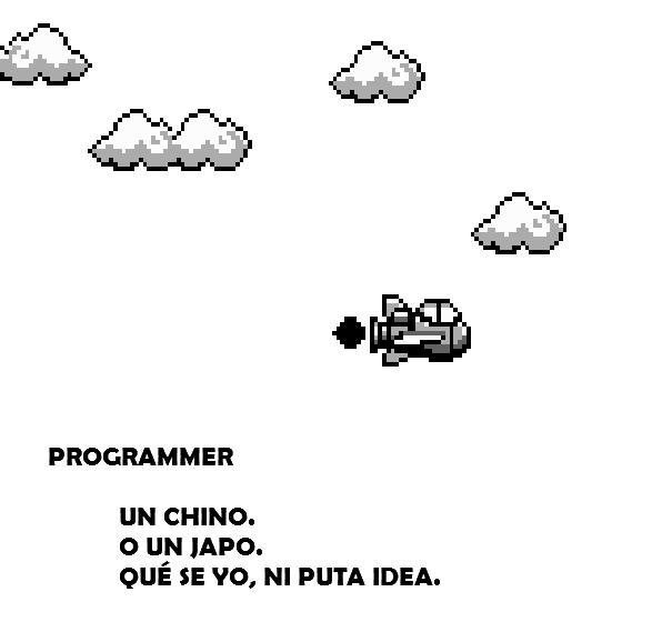 Super Mario Land Game Boy Ending