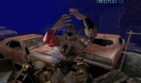 Zombie Revenge Boss