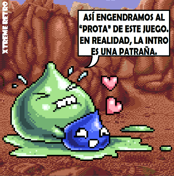 Slime Sex Pixel Art Sega Genesis