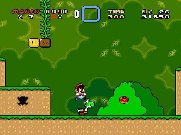 Super Mario World Xtreme Retro SNES Super Nintendo Super Famicom 1