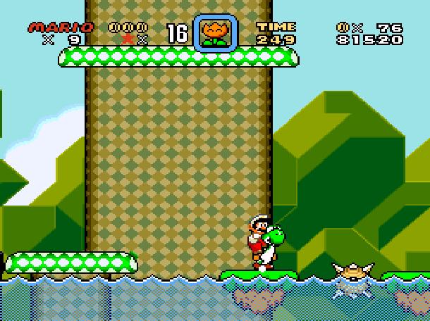 Super Mario World Xtreme Retro SNES Super Nintendo Super Famicom 3