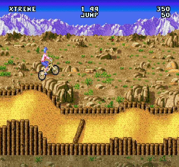 `California Games BMX