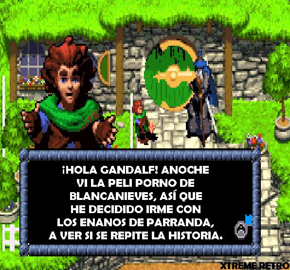 El Hobbit GBA