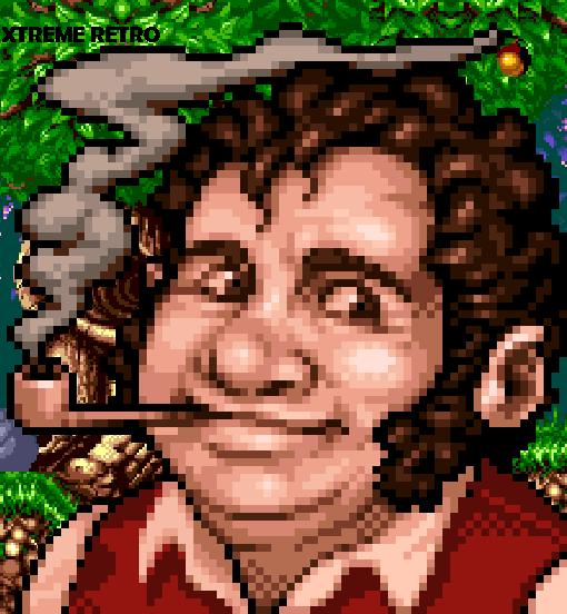 Hobbit GBA Pixel