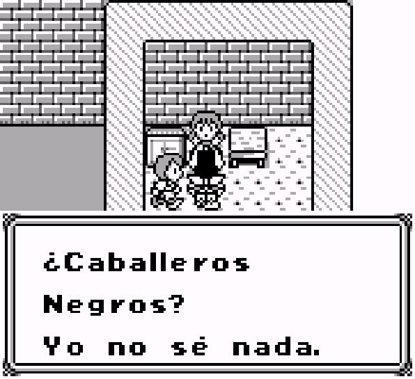 Saint Seiya Game Boy Spanish