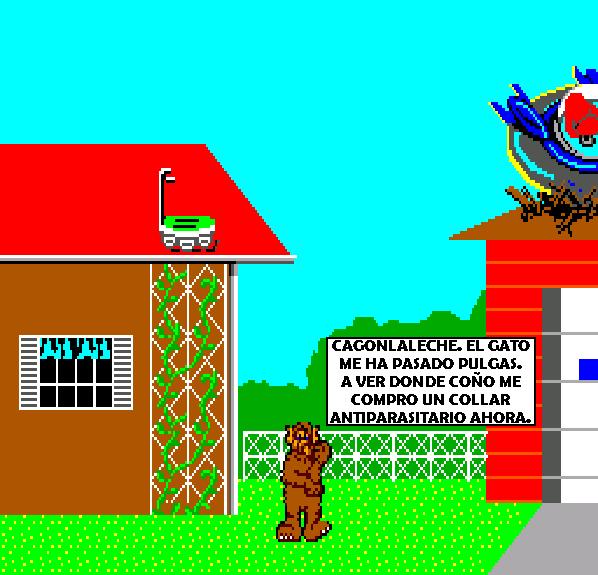 Alf Pixel Master System Xtreme Retro