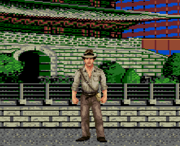 Indiana Jones and the Fate of Atlantis LucasArts Xtreme Retro