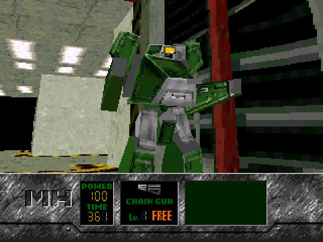 Metal Head 32X Xtreme Retro