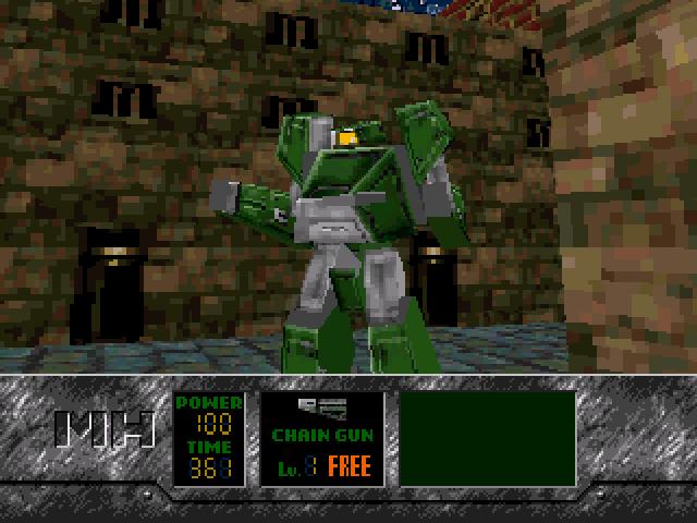 Metal Head Sega 32X Xtreme Retro videogame