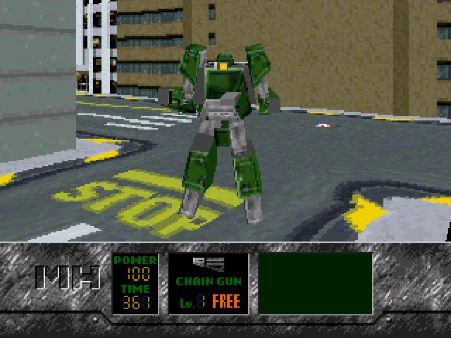 Metal Head Sega 32X Xtreme Retro