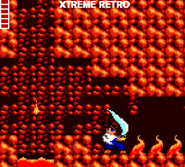 Yaiba Adventures Game Gear Xtreme Retro 2
