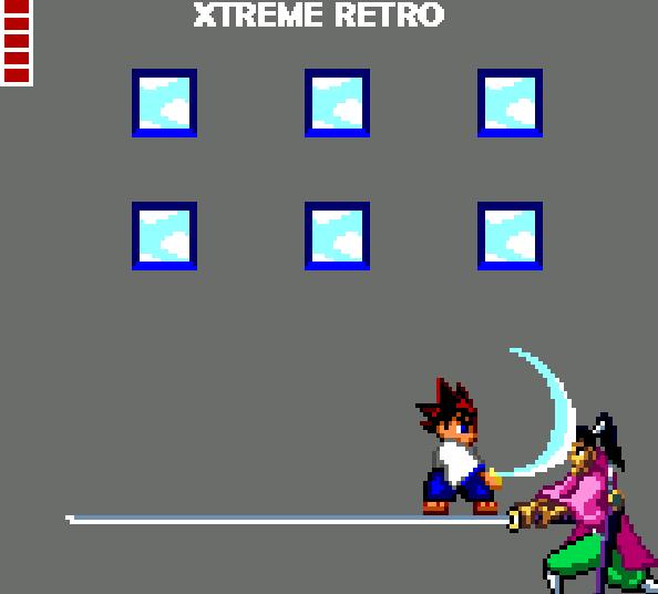 Yaiba Adventures Game Gear Xtreme Retro 6