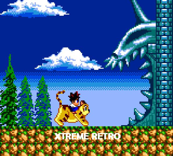 Yaiba Adventures Game Gear Xtreme Retro 7