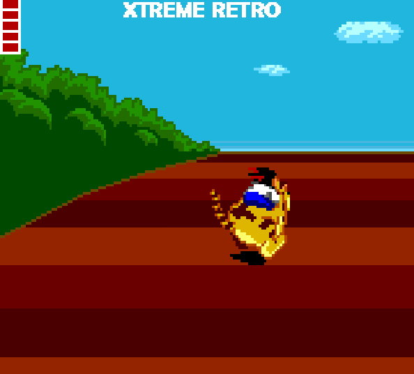 Yaiba Adventures Game Gear Xtreme Retro 8