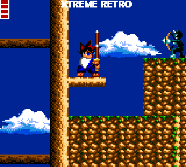 Yaiba Adventures Game Gear Xtreme Retro 9