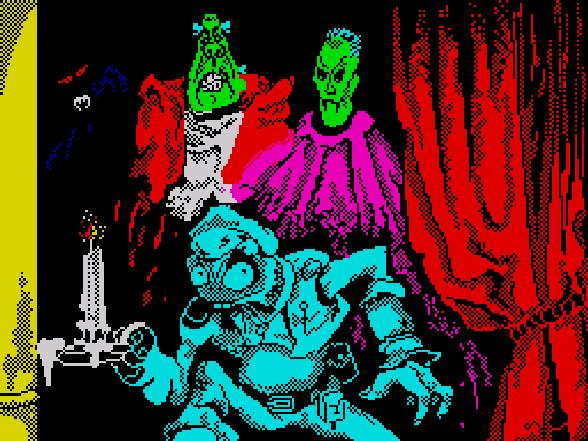 Phantomas 2 Spectrum