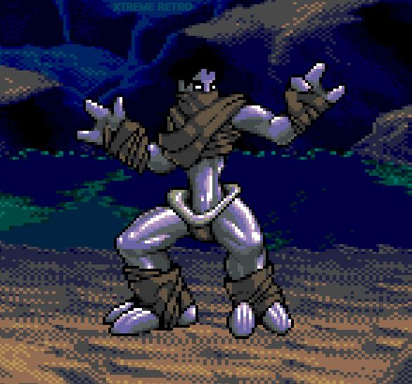 Soul Reaver Pixel Art Eidos PSOne Xtreme Retro