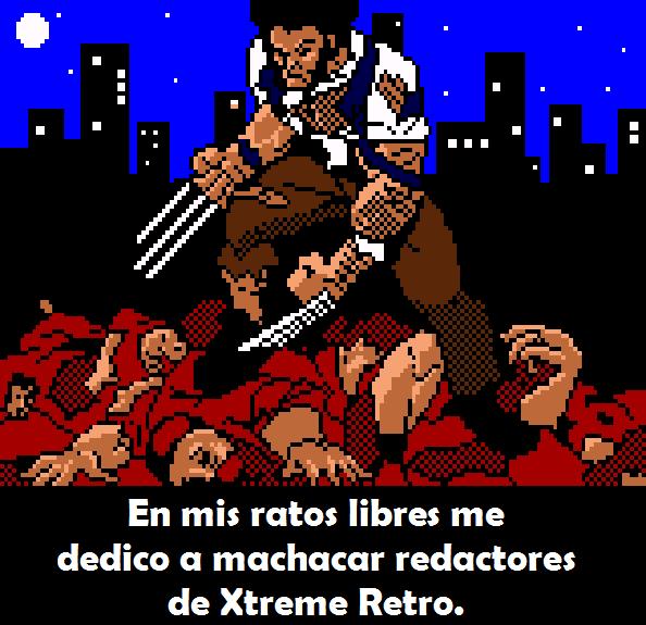 Wolverine Rage GBC Xtreme Retro 4
