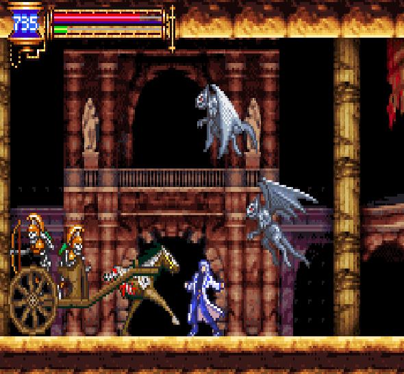 Castlevania Aria of Sorrow GBA Xtreme Retro 3