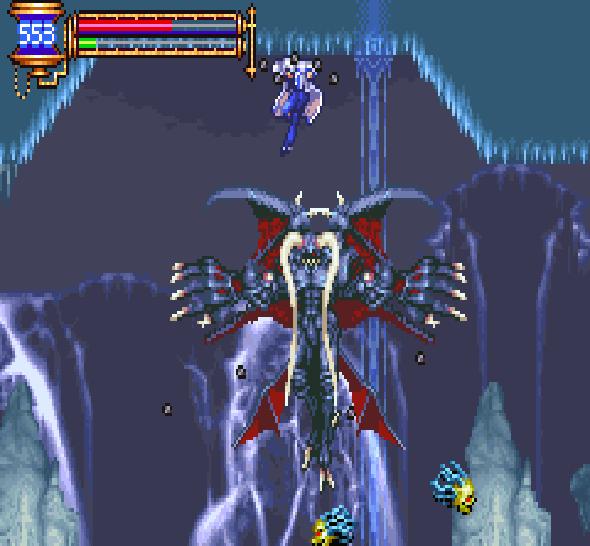 Castlevania Aria of Sorrow GBA Xtreme Retro 4