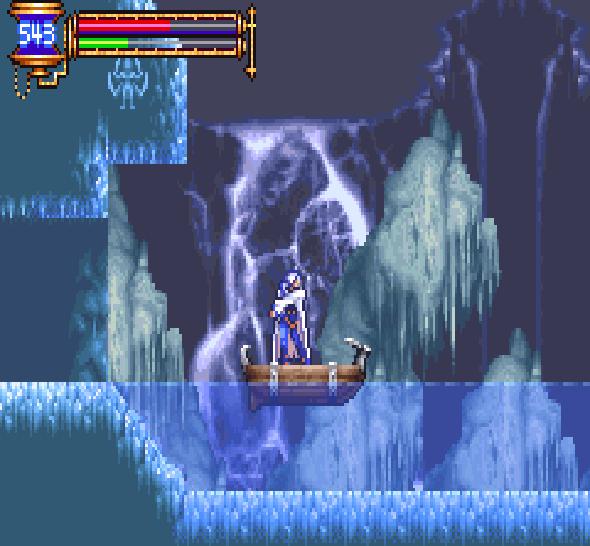 Castlevania Aria of Sorrow GBA Xtreme Retro 5