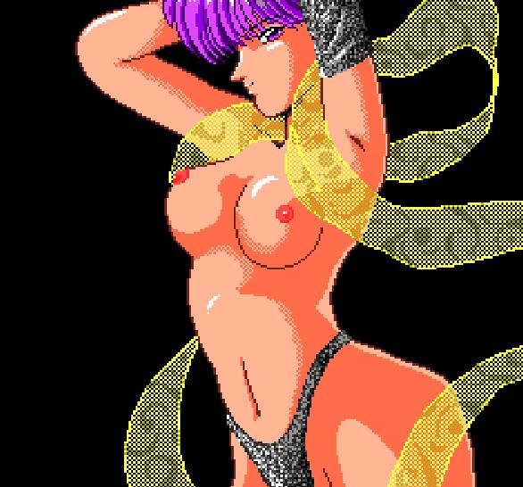 Divine Sealing Sega Genesis Soft Porn Xtreme Retro 5