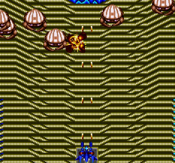 Divine Sealing Sega Mega Drive Shooter Xtreme Retro 3